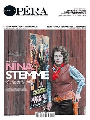 Opéra magazine n°67