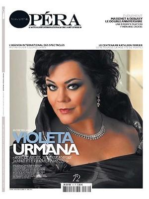 Opéra magazine n°72