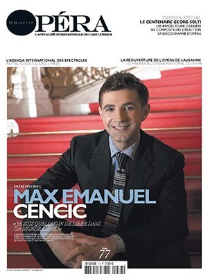 Opéra magazine n°77