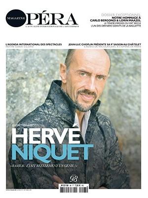 Opéra magazine n°98