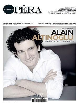 Opéra magazine n°102