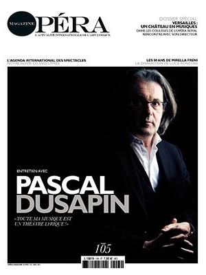 Opéra magazine n°105