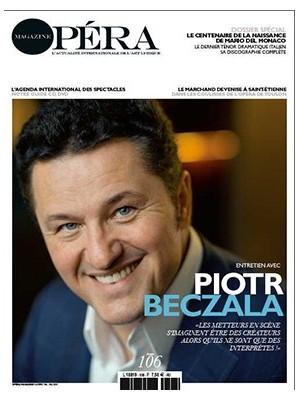 Opéra magazine n°106