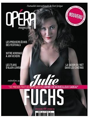 Opéra magazine n°109