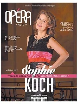 Opéra magazine n°113