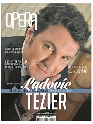 Opéra magazine n°114