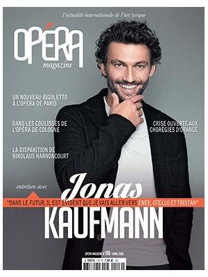 Opéra magazine n°116