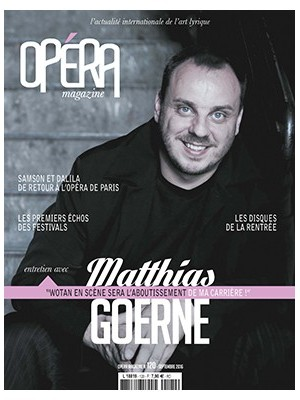 Opéra magazine n°120