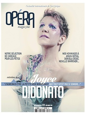 Opéra magazine n°123