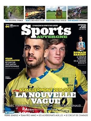 Sports Auvergne n°64