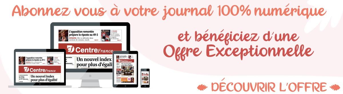 Offre spéciale Abonnement journal numérique