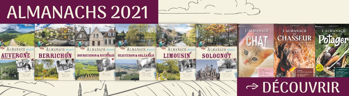 Almanachs 2021, à vous de trouver le vôtre