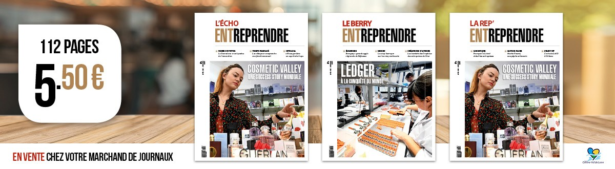 Magazine Entreprendre