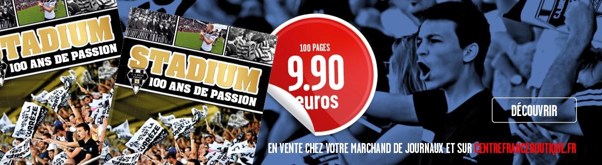 STADIUM BRIVE - 100 ANS DE PASSION