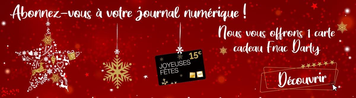 Offre Noël Abonnement numérique
